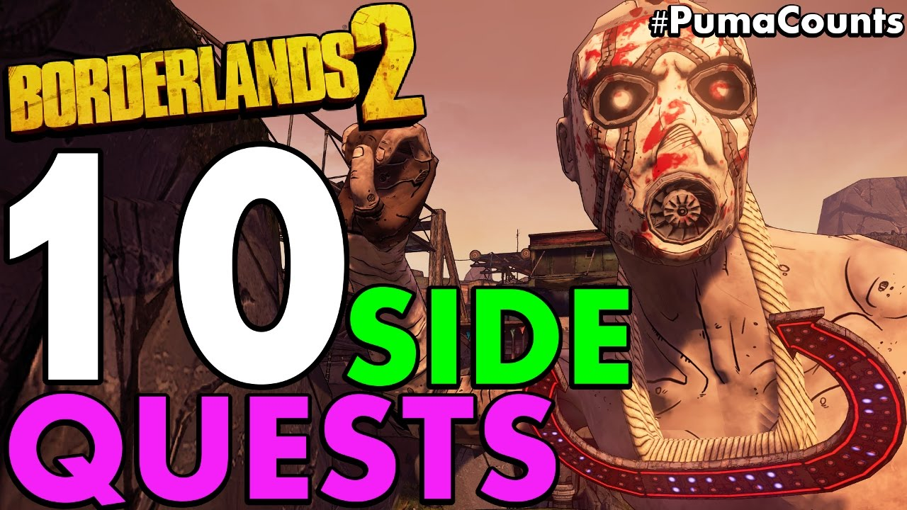 What are the best quests on the PC 50