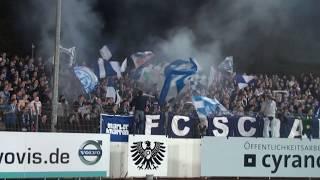 Nordkurve Gelsenkirchen - Schalke Amateure in Münster