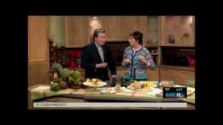 Cooking with Tropical Fruit (4/26/13 on KARE 11)