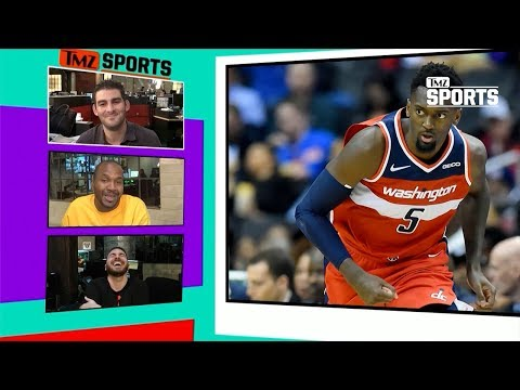 NBA's Bobby Portis Shades Chicago Bulls for Trading Him | TMZ Sports