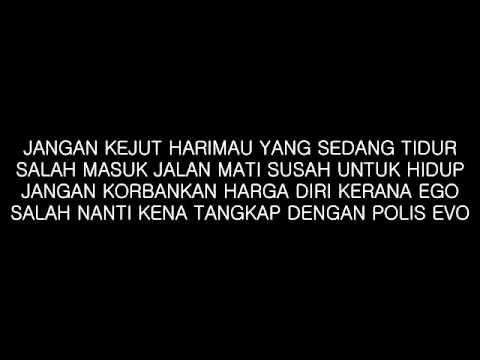 Polis evo title song
