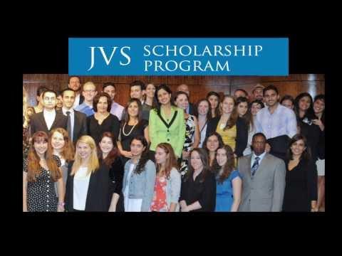 jvs Scholarship recipients group picture