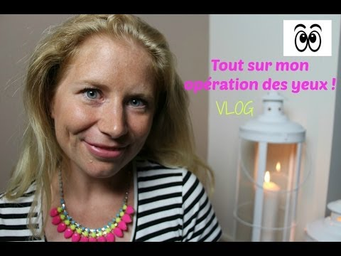 mon op ration des yeux myopie au laser youtube. Black Bedroom Furniture Sets. Home Design Ideas