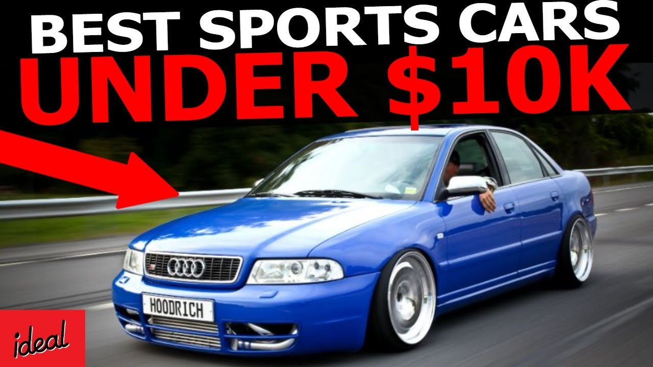 best sports cars under 10k youtubeyoutube premium