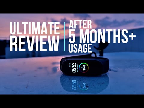 Xiaomi Mi Band 4 Ultimate Review: Fitness tracking Issues!