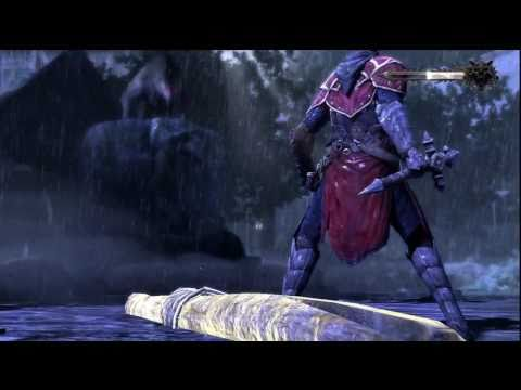 Let's Play Castlevania Lords of Shadow [01] Intro to Castlevania Lords of Shadow - Knight