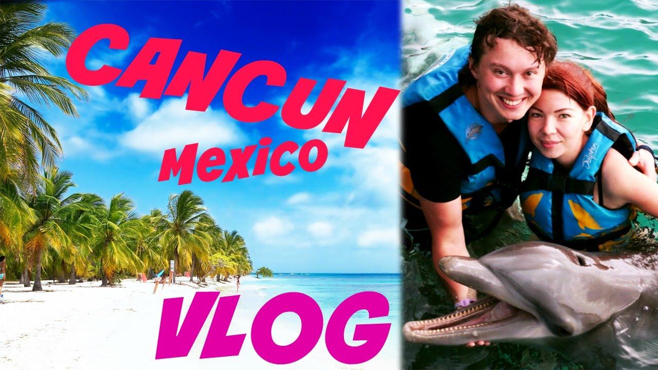 Наши Каникулы в Мексике│Cancun, Mexico