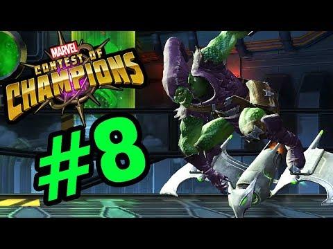 Marvel Contest Of Champions - Green Goblin Yêu Tinh Xanh - Game Siêu Anh Hùng #8