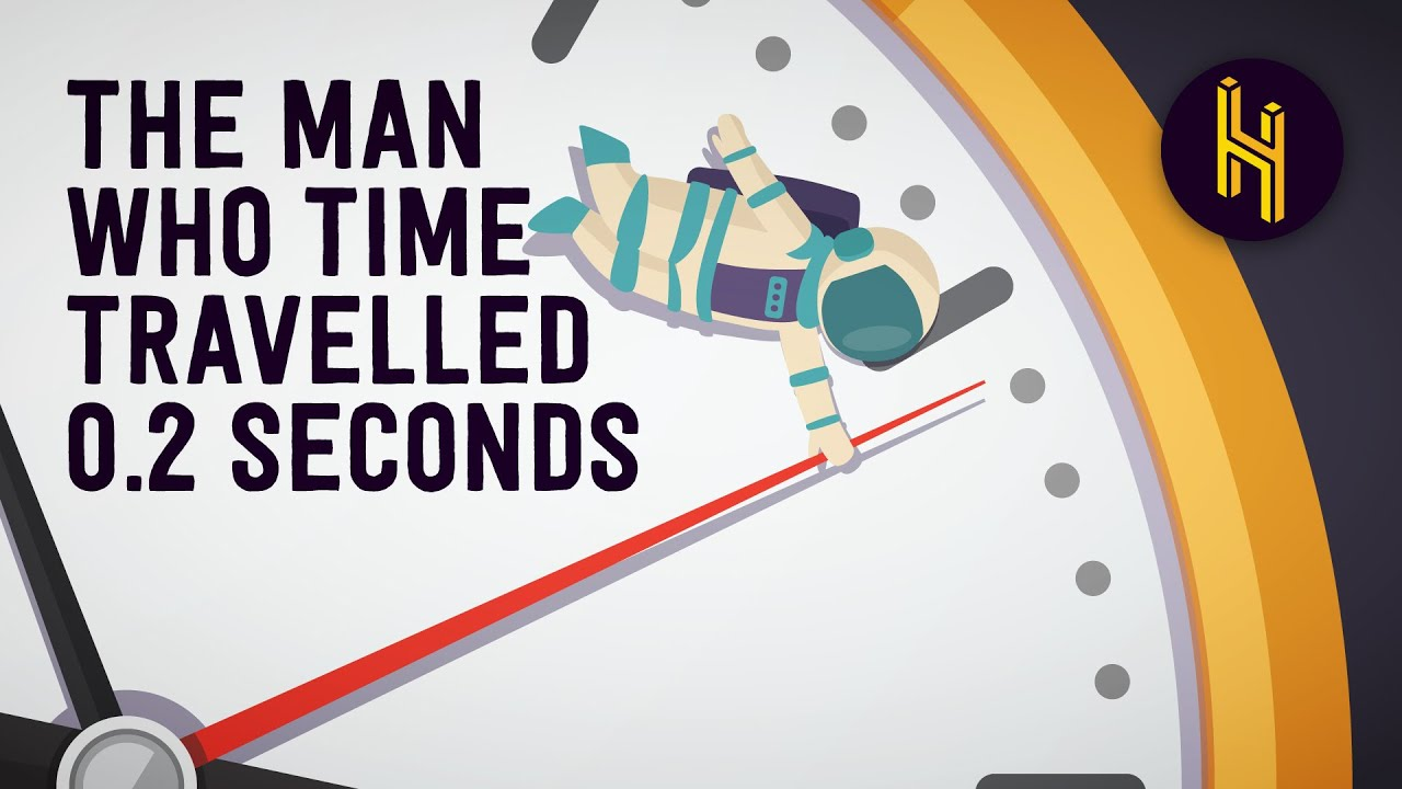 The Man Who Time Travelled 0.2 Seconds
