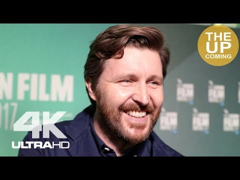 Andrew Haigh  at Lean on Pete premiere for London Film Festival
