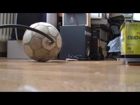 Soccer Ball Explode