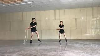 방탄소년단-아이돌 음악줄넘기