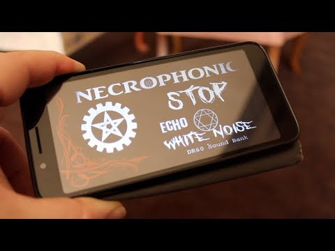 DO GHOST HUNTING APPS WORK?? (Using A Spirit Box App)