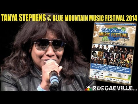 Tanya Stephens - Boom Wuk @ Blue Mountain Music Festival 2014 from YouTube · High Definition · Duration:  4 minutes 7 seconds  · 2.000+ views · uploaded on 24-2-2014 · uploaded by Reggaeville