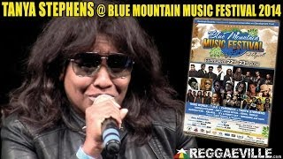 tanya stephens boom wuk blue mountain music festival 2014