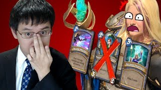 WE CAN BAN THEIR CARDS?! This Brawl is Neat! | Rastakhan's Rumble | Hearthstone