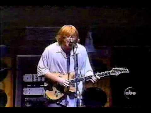 Phish Great Woods 1995 Bouncing Around The Room Youtube