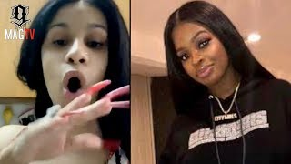 Cardi B Snaps After 'JT' From City Girls Recording Is Released! 🤬