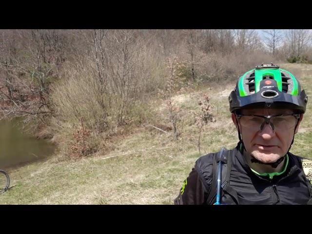 Giorgio Genovese – Guida di Mountain Bike vi porta al Lago Buono (PR)