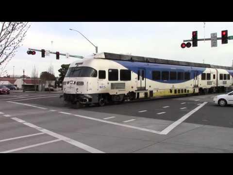 TriMet WES Colorado Railcar DMU