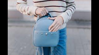 Sumkaandsumka - обзор женской сумки-рюкзака protege ц-401