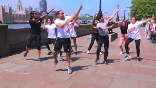 Gippy Grewal & Shipra Goyal - Gabru | Learn Bhangra Dance Steps & Tutorials | Carry on Jatta 2