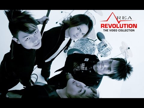 AREA - REVOLUTION - The Video Collection