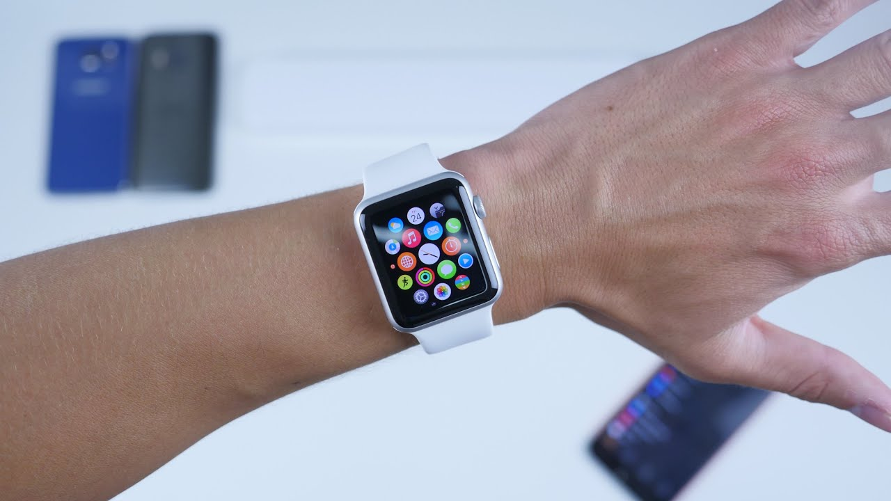 APPLE WATCH UNBOXING! (SPORT EDITION)