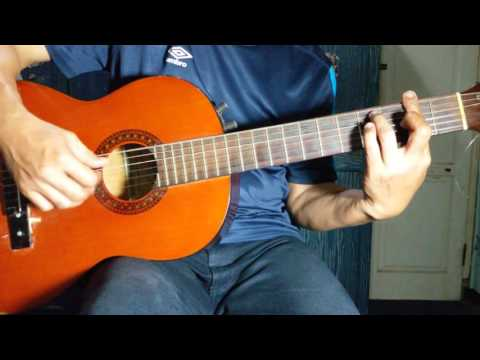 Chrisye - Merepih Alam (Fingerstyle Cover by Ilham Andika)