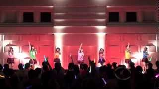 2012年7月15日モーニング娘。リスペクト公演で披露した恋愛ハン...