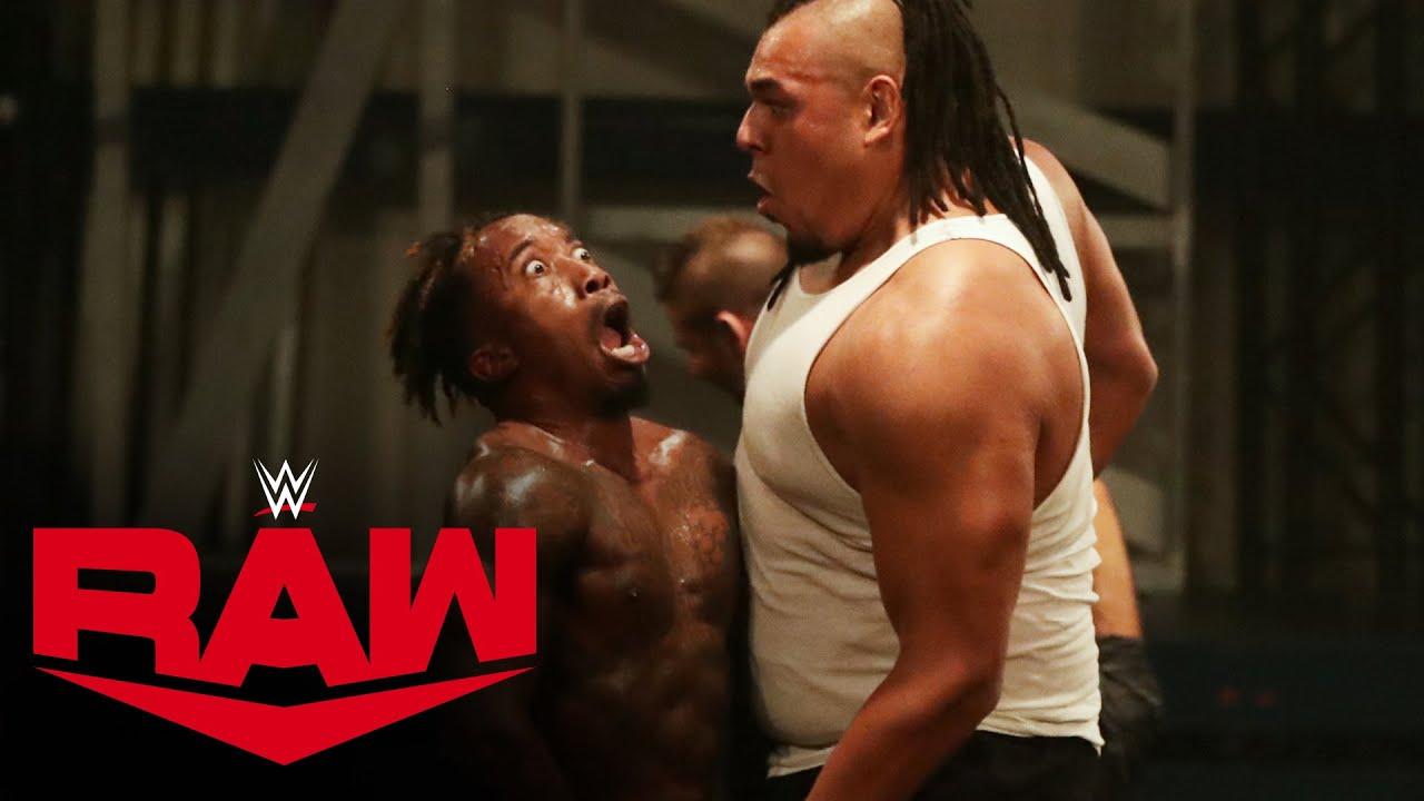 Download Dabba-Kato goes below the belt in Raw Underground: Raw, Aug. 10, 2020