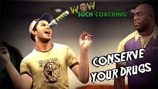 (L4D2) WOW SUCH COACHING: CONSERVE YOUR DRUGS!