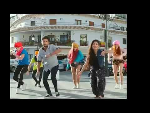 Sai Pallavi bam bhole dance mix