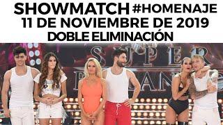 showmatch-programa-11-11-19-doble-eliminacin-homenaje