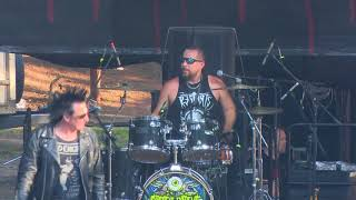 TOTAL CHAOS At OBSCENE EXTREME 2017 HD