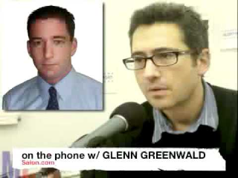 Glenn Greenwald on CREW's WikiLeaks Statement