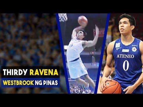 WESTBROOK NG PILIPINAS | THIRDY RAVENA | Future Gilas Dunker