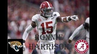 II Ronnie Harrison 2017 Highlights II Jacksonville Jaguars 3rd Round Selection