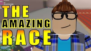 ⏲️ QUICK FIRST SEASON of The Amazing Race in Roblox (FULL GAME)
