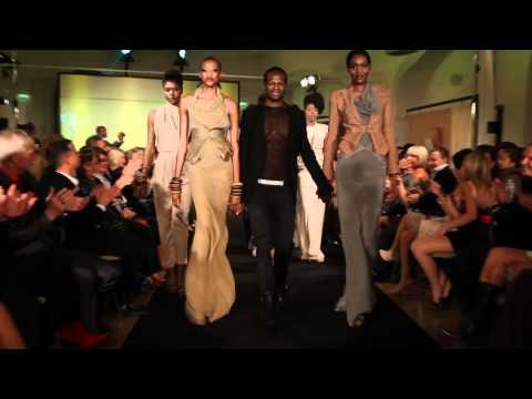 Adama Paris presents BLACK FASHION WEEK PRAGUE