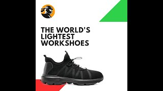 Ninja Ultralight™ - The world`s lightest safety shoes