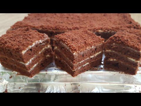 Сметанный торт ,который