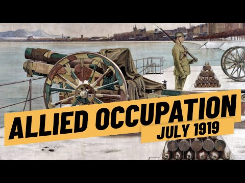 The Allied Occupation