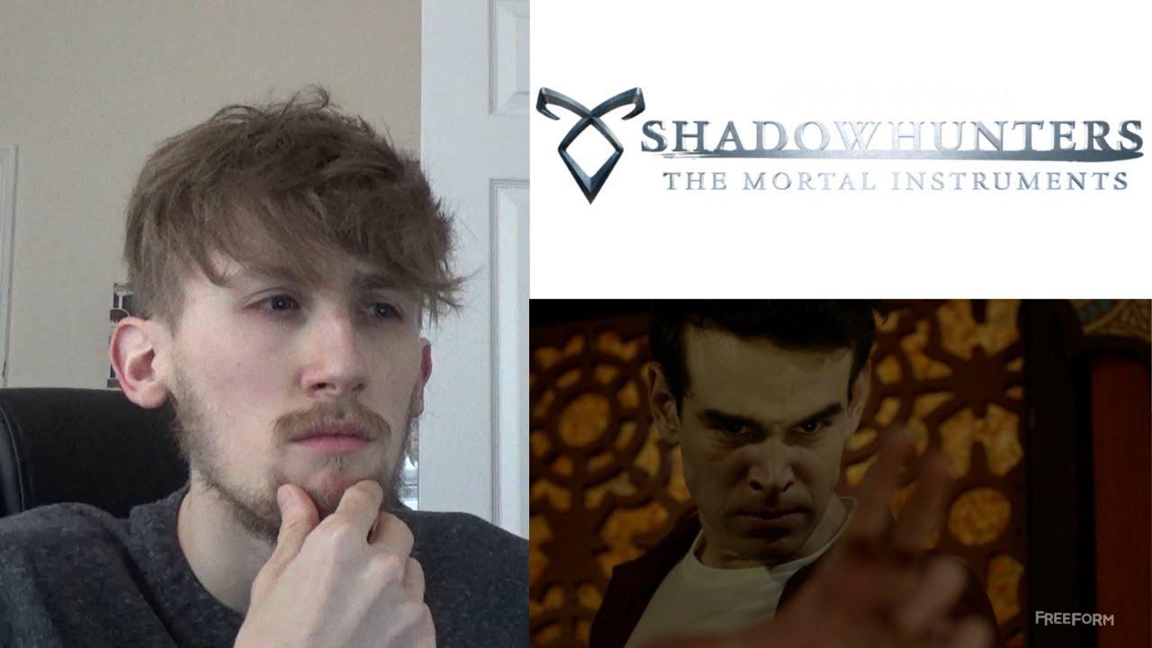 Shadowhunters Season 2 Episode 2 - 'A Door Into the Dark' Reaction