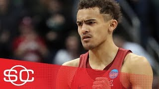 trae young mix