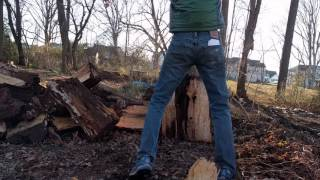 Splitting Monster Wood 12lb Monster Maul