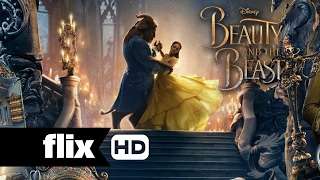 Disney's Beauty & The Beast - Characters Before & After - Flix Movies