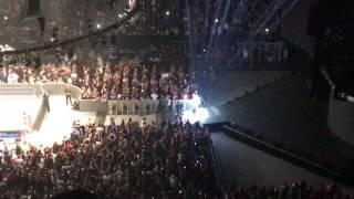 Shinsuke Nakamura SMACKDOWN live debut live reaction