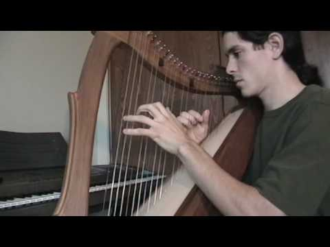 Sky Fable - By Paul Ingram: Celtic Lap Harp