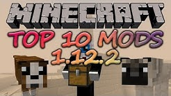 Top 10 Minecraft Mods (1.12.2) - April 2019